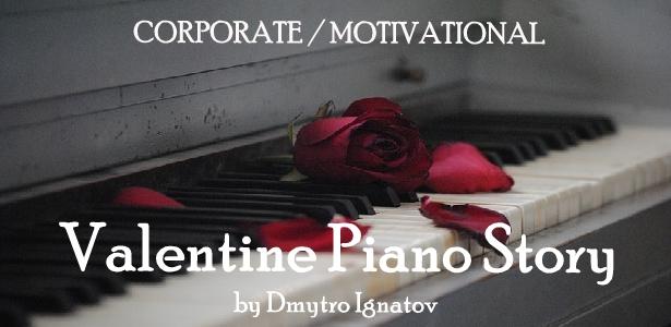 Valentine Piano Story - 1