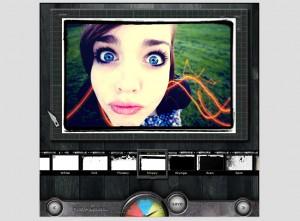 добавляем эффекты к фото онлайн