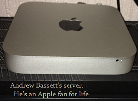 example apple hardware