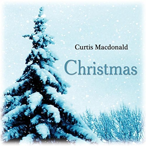Curtis Macdonald - Christmas CD Cover