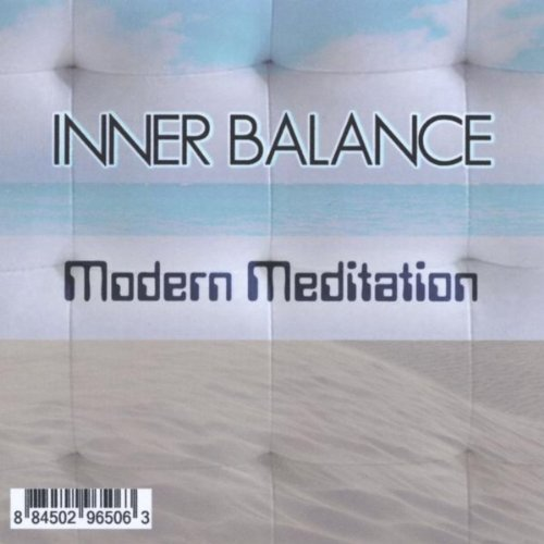 Curtis Macdonald - Inner                                         Balance Modern Meditation - CD                                         Cover
