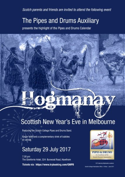 P DHogmanay2017 A4 flyer