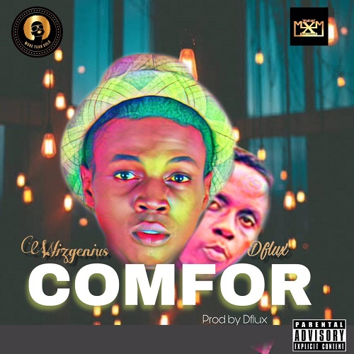 WizGenius ft D flux – Comfor