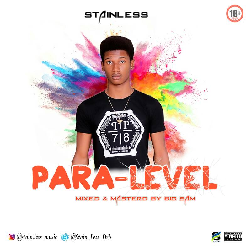 PARA-LEVEL by Stain-Less DRB