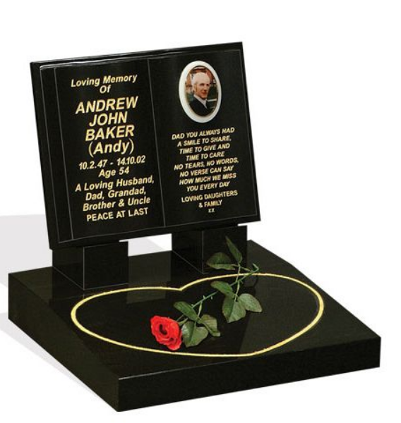 Personalised Grave Flower Vase Flowers Healthy