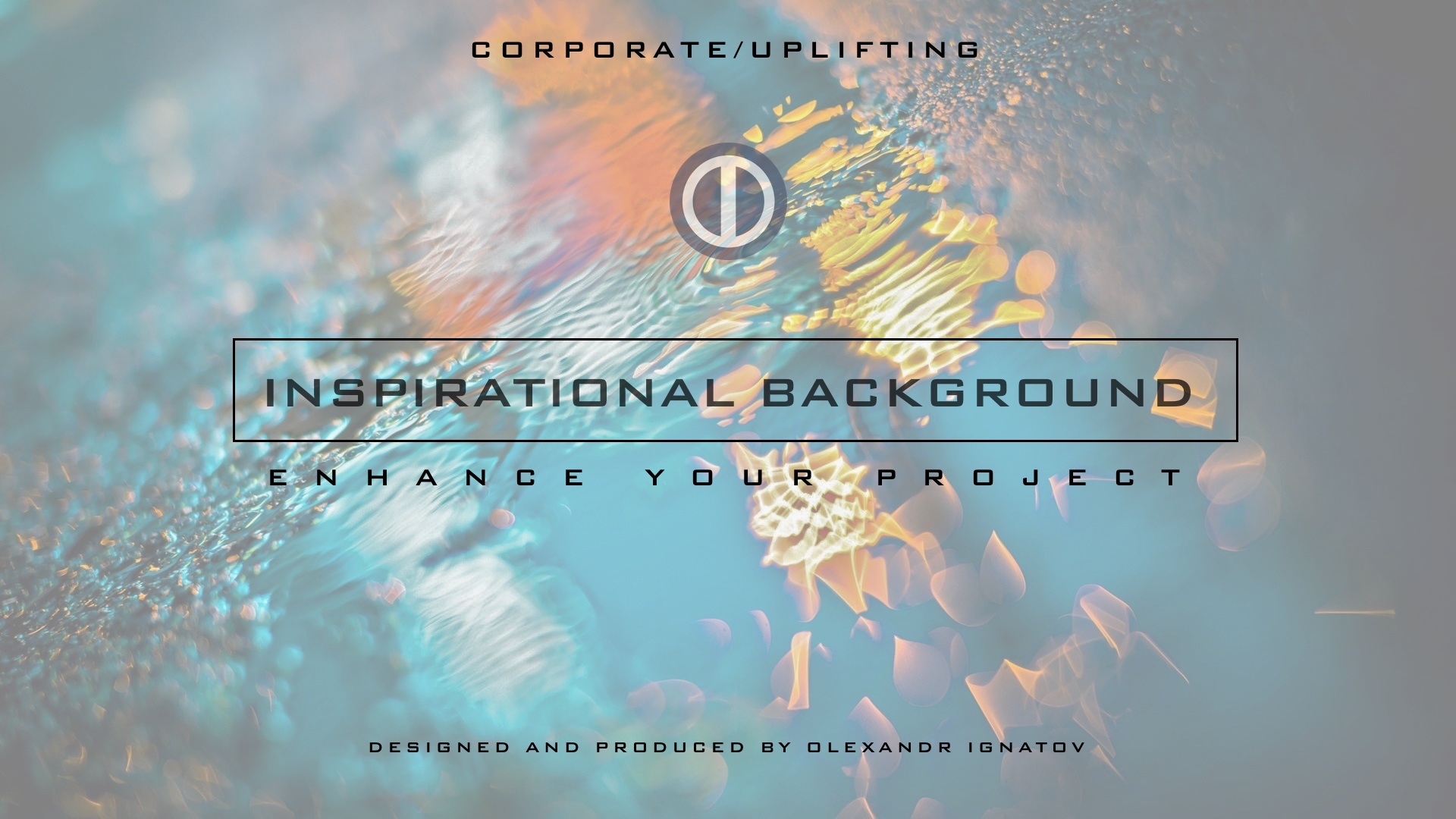 Inspirational background by olexandrignatov audiojungle inspirational background are you looking for an inspiring and uplifting professionally made modern and happy inspiration oriented music to make your voltagebd Images