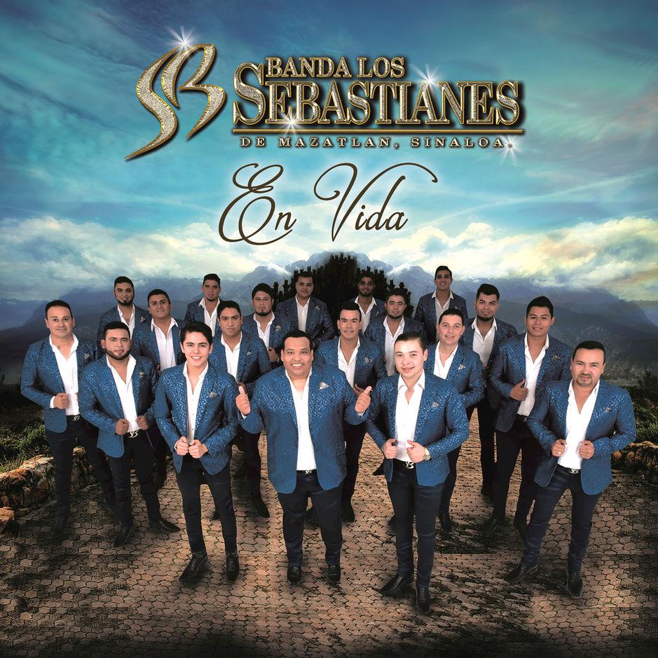 Banda los Sebastianes - En vida (Álbum 2018)