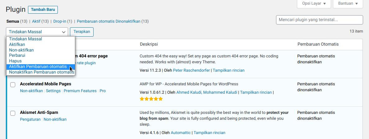 """Fitur pembaruan otomatis di WordPress 5.5. WordPress 5.5 """"Eckstine"""" Resmi Dirilis"""