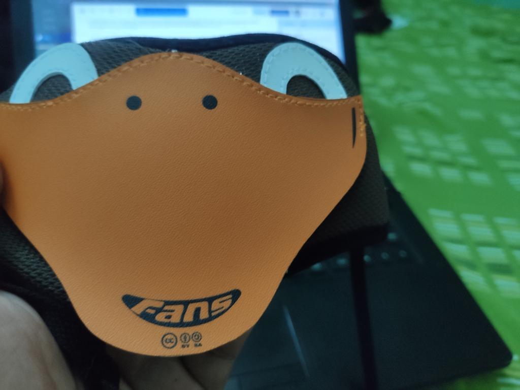 Ulas Produk: Masker Non Medis dari Fans