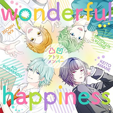 wonderful happiness