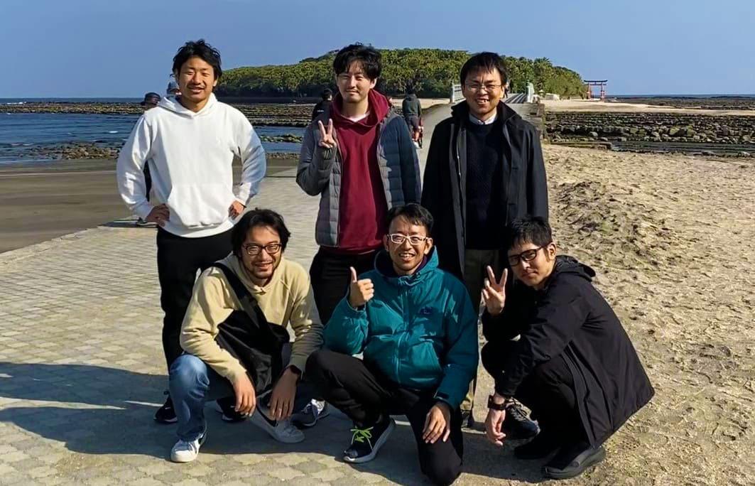 宮崎でのハッケーション(ハッカソン+バケーション)で24時間開発と遊びを満喫しました!