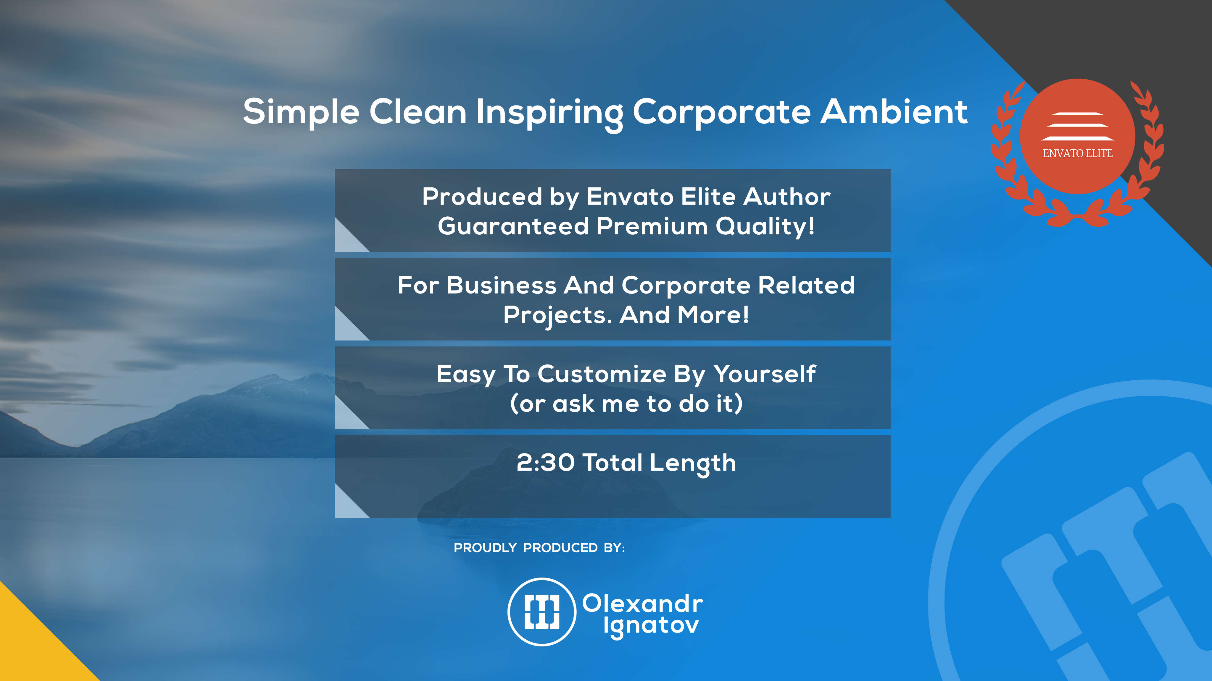 Simple Clean Inspiring Corporate Ambient - 9