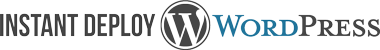 Install Deploy WordPress