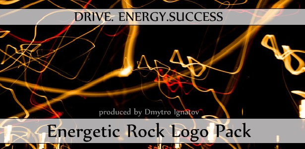 energetic rock logo pack by dmytroignatov audiojungle