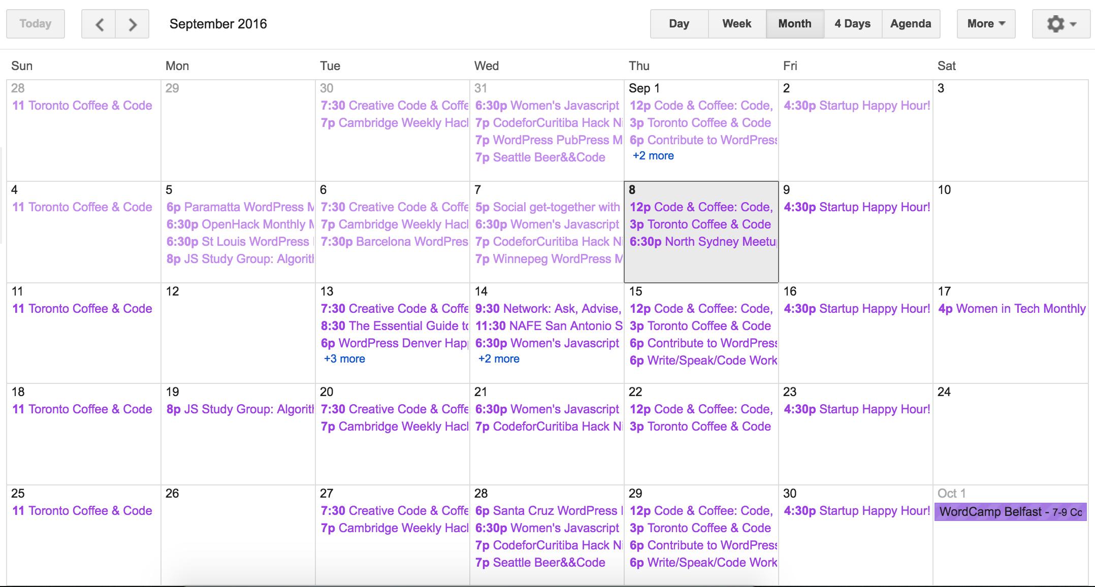 Wrong time on Google Calendar Import | The Events Calendar