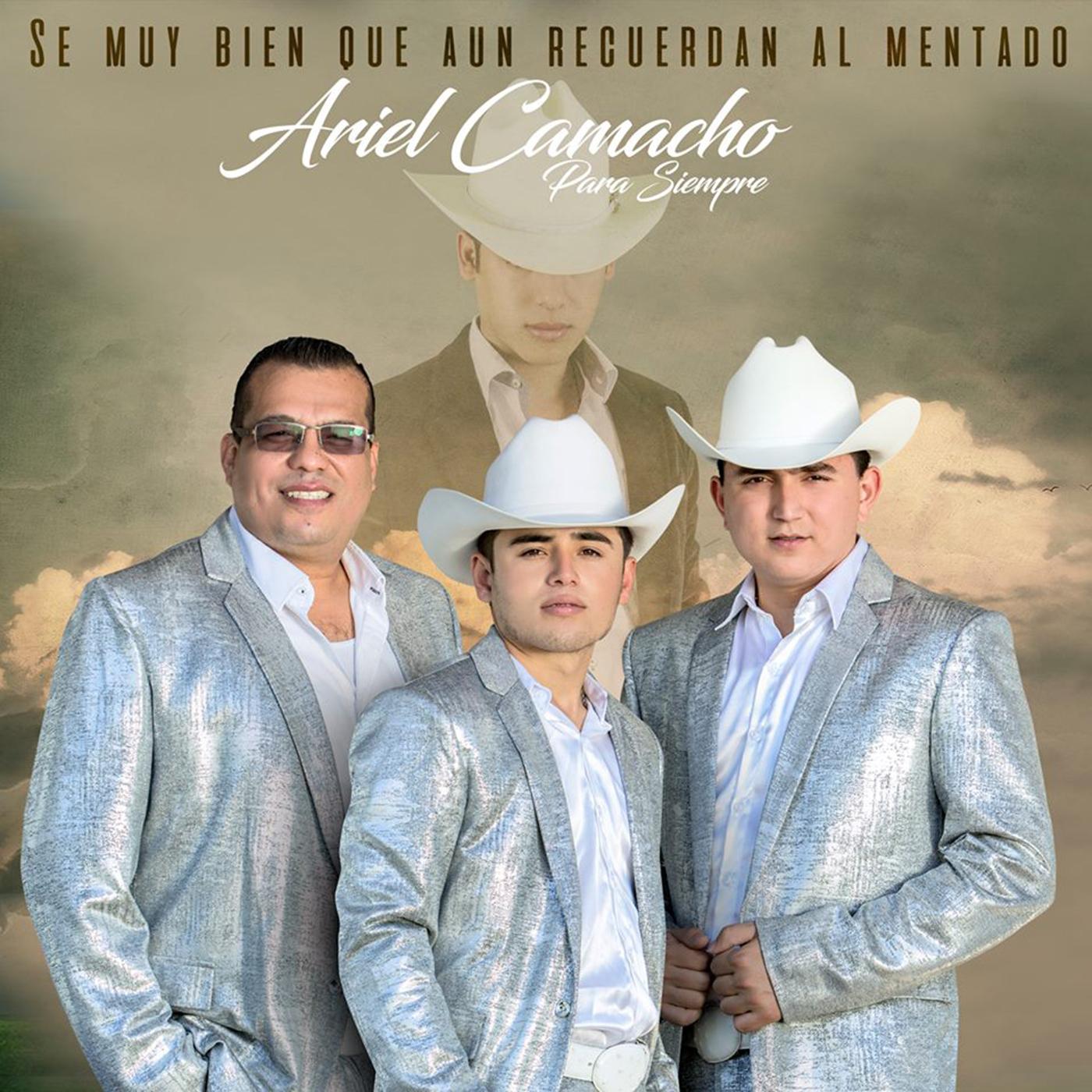 Los Plebes Del Rancho – Un Mentado Ariel Camacho (Estudio 2016)