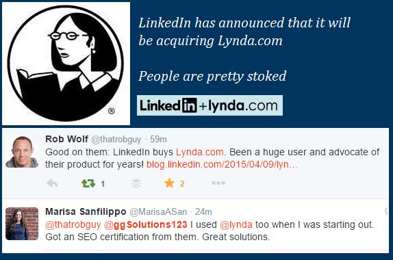 LinkedIn Lynda