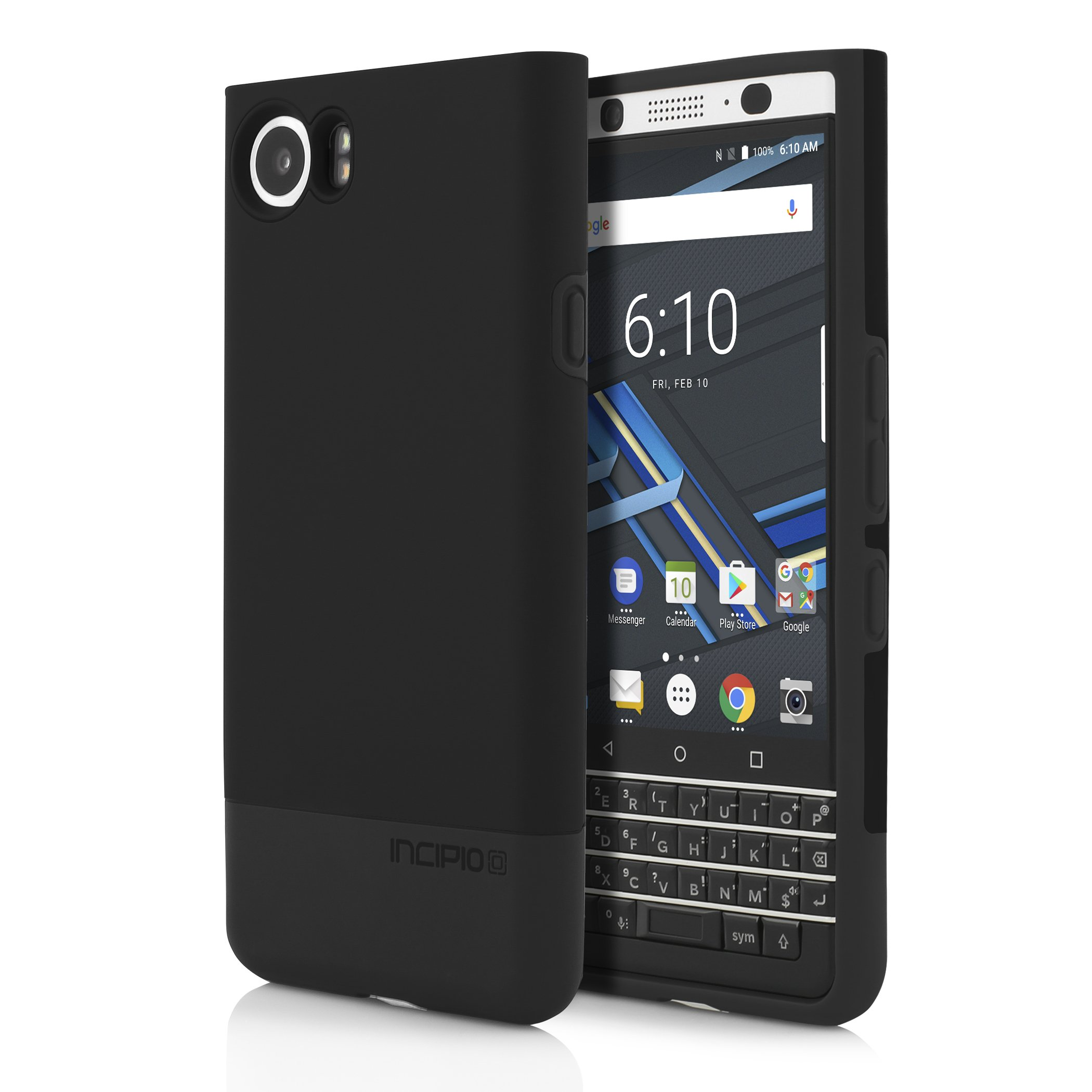 Incipio DualPro Black for BlackBerry KEYone