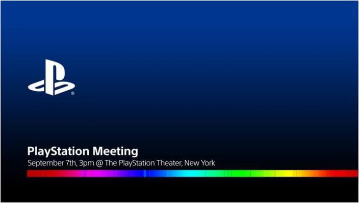 ההזמנה לאירוע 'פגש הפלייסטיישן' במסגרתו צפוי כי החברה תכריז על ה-PlayStation 4 Neo