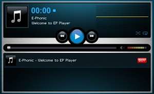 mp3 player script