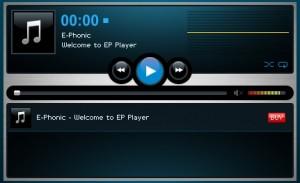mp3 player script