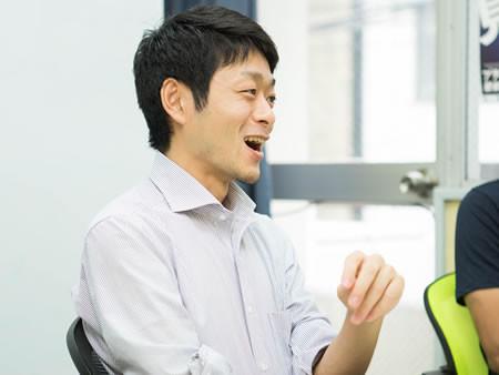 「マークシートという提案は衝撃的だった」と語る松崎氏
