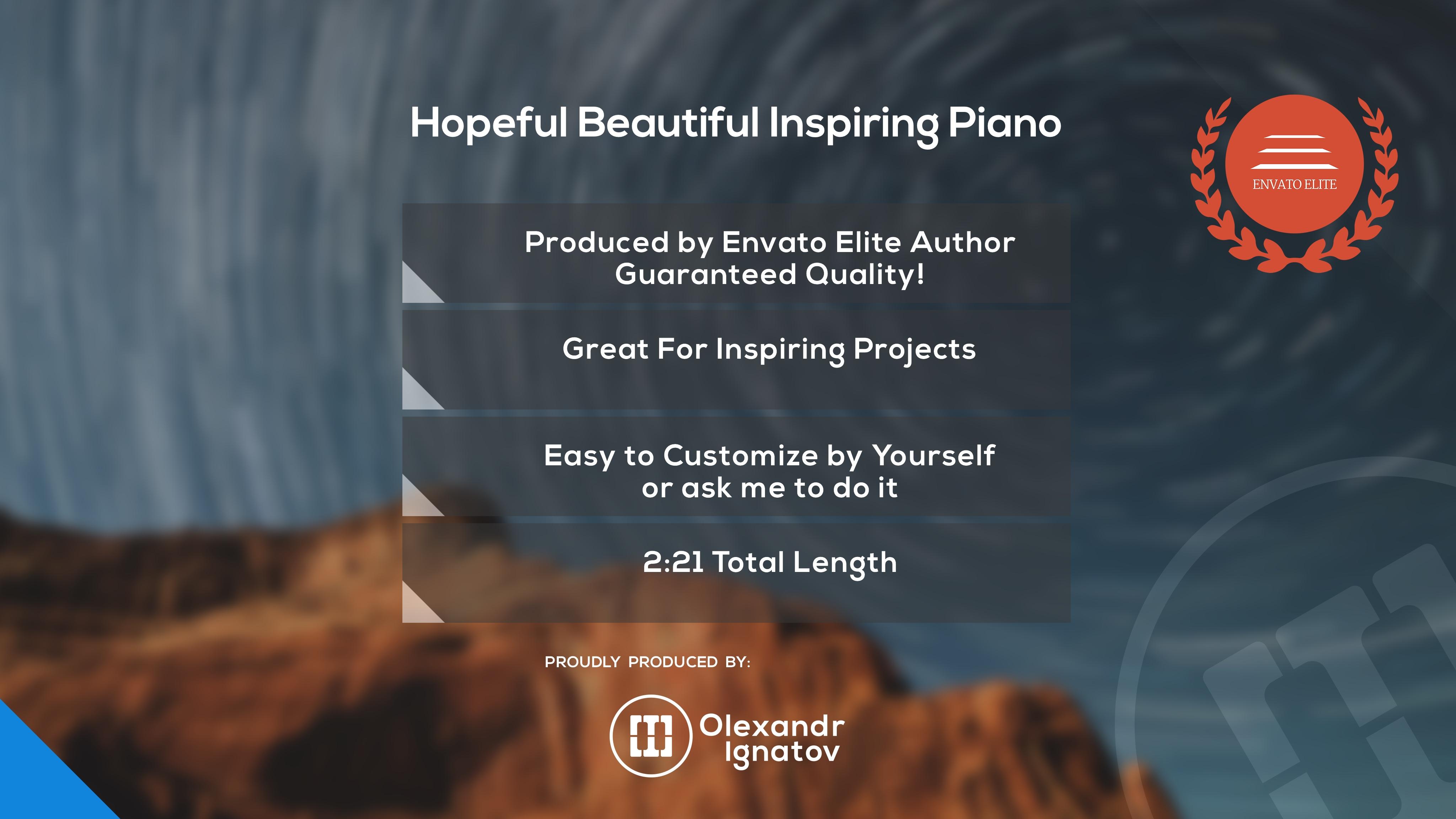 Romantic Inspiring Piano - 2