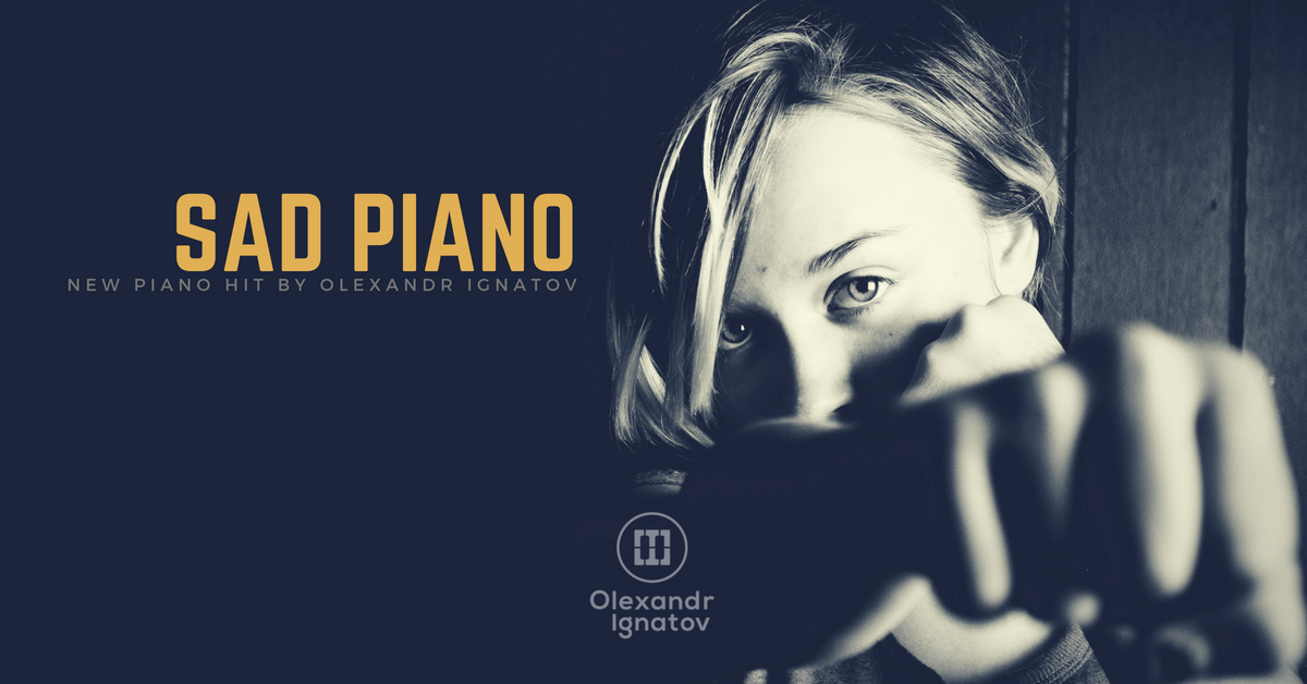 Sad Piano - 1