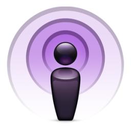 Logo Apple iTunes Podcasts kodi