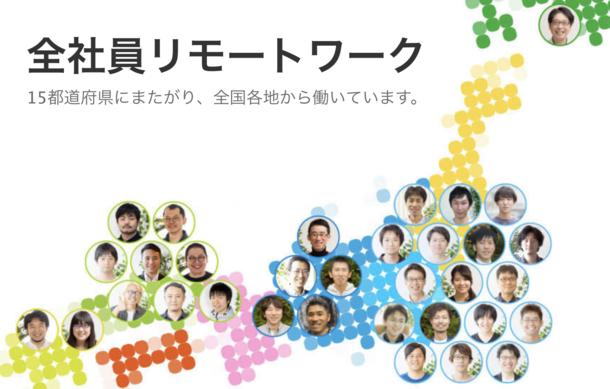 ソニックガーデン、『オフィスを持たない経営』実践を評価され、日本テレワーク協会より特別賞を受賞