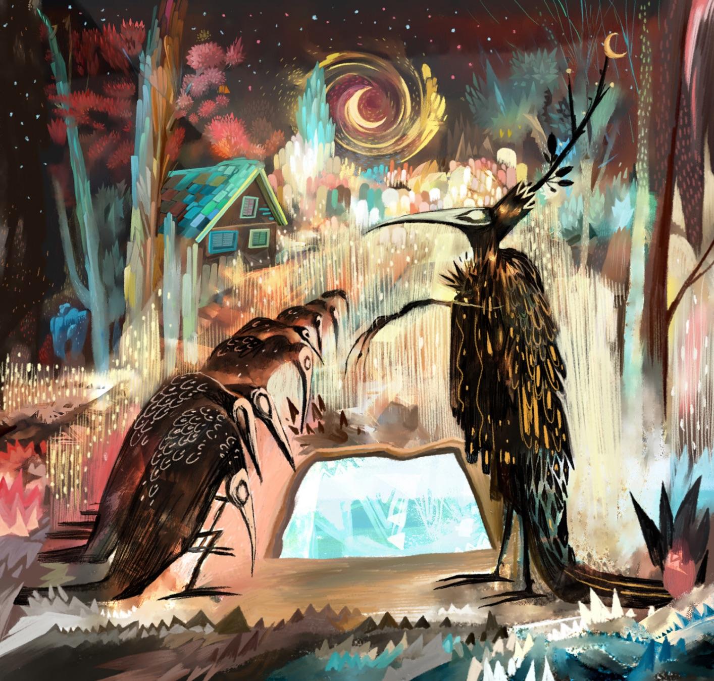 """Imagem de """"O Reino dos Pássaros"""""""