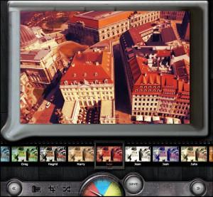 веб-редактор pixlromatic