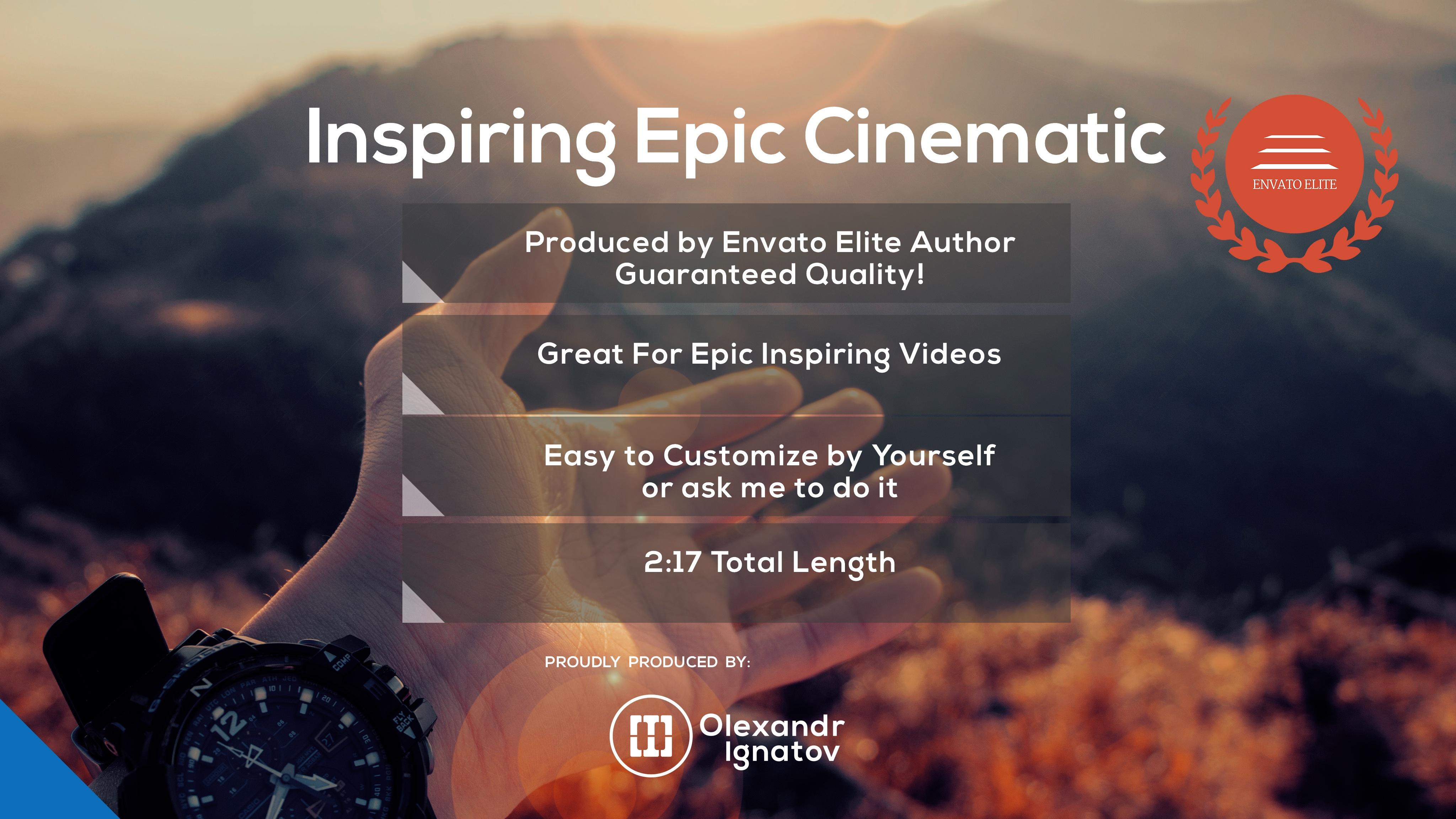 Epic Inspire - 2