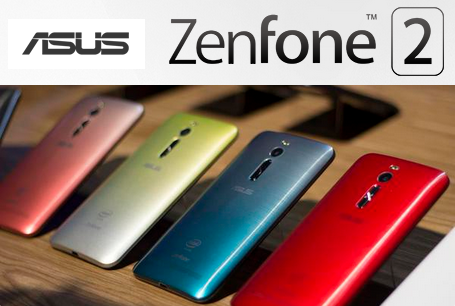 ASUS ZenFone 2 Android Dual SIM smartphone